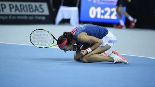 Ao fim de mais de dez anos, a França atinge consecutivamente as meias-finais da Fed Cup