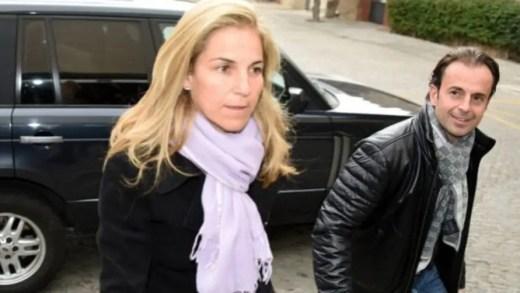 Banco do Luxemburgo pede prisão para Arantxa Sanchéz Vicario