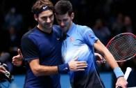 Djokovic não ficou nada surpreendido com o título de Federer e explica porquê