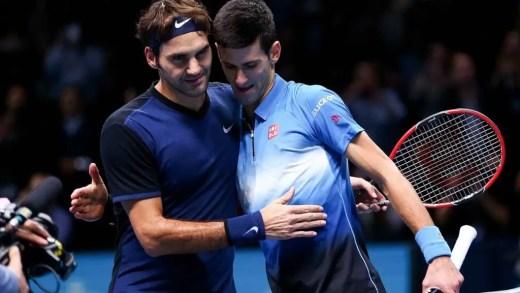 A incrível coincidência entre o anúncio de Federer em 2016 e o de Djokovic em 2017