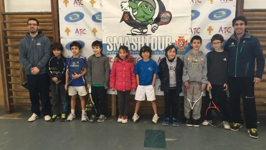 3.ª Etapa Smashtour Zona Norte: Escola de Ténis do Centro