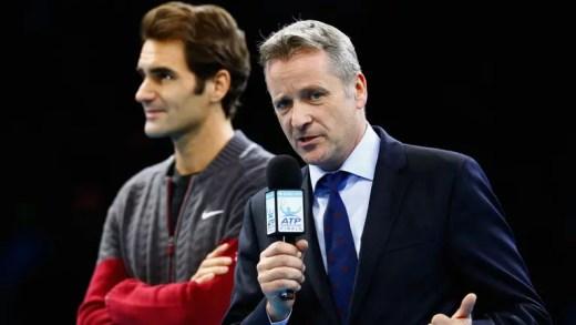 Chris Kermode é reeleito presidente da ATP