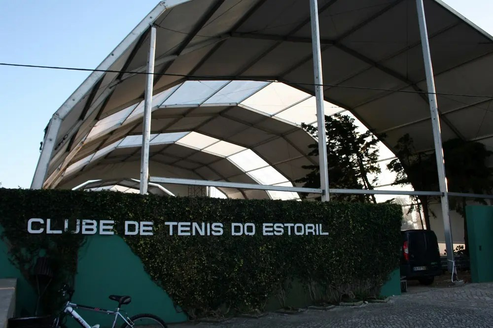 Qualifying do Estoril Open com Ernests Gulbis e mais jovens talentos