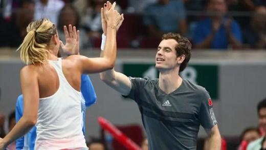 Murray não entende a intenção da HEAD em renovar com Sharapova