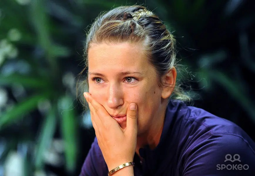Azarenka admite a razão pela qual não pode jogar a final da Fed Cup
