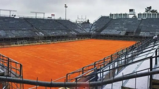 [Fotos] Os maiores e melhores courts dos Millennium Estoril Open 2016