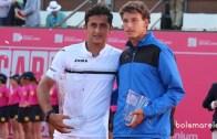 Almagro vence guerra espanhola e é campeão no Estoril