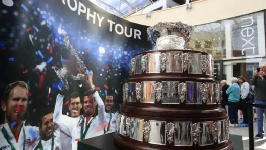 Oficial: Encontros à melhor de 5 sets na Taça Davis têm os dias contados