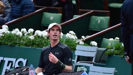 Conflito de interesses acabou com acusações de Murray a Stepanek em Roland Garros