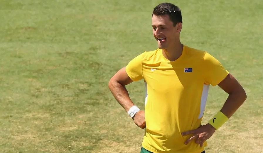 Tomic não quer wild card e vai mesmo ao qualifying do Australian Open