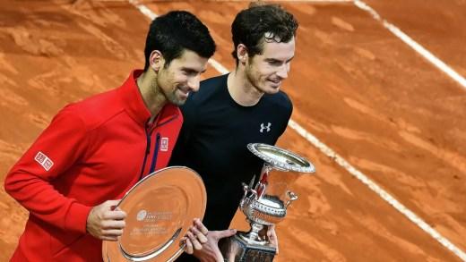 Novak Djokovic: «O Andy mereceu ganhar»