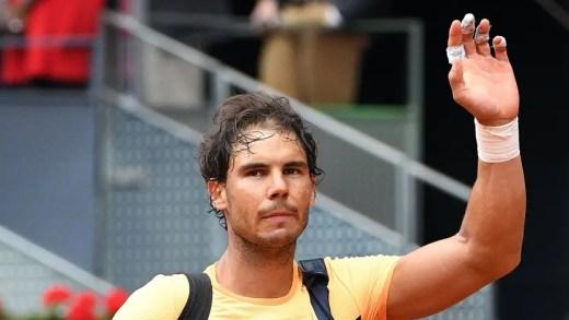 Há quem acredite que Rafael Nadal poderá chegar fatigado a Roland Garros