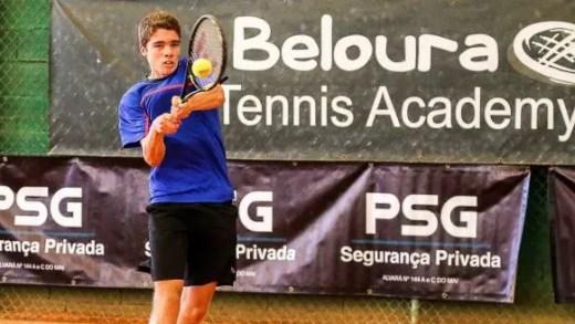 Daniel Rodrigues alcança final na Tunísia e continua sem perder 'sets'