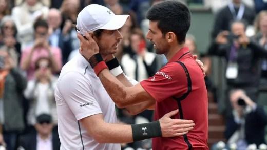 Murray e Djokovic falam sobre como vai ser defrontarem-se na final das ATP World Tour Finals