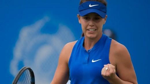 Michelle Larcher de Brito inscrita num torneio ITF após seis meses de ausência