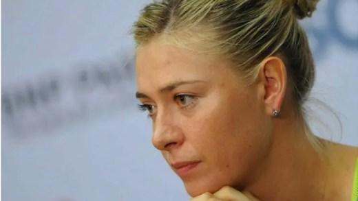 """Sharapova """"responde"""" a Bouchard depois de chegar aos quartos-de-final em Estugarda"""