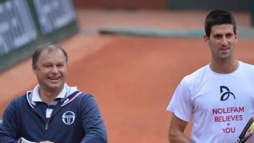 Marian Vajda: «Foi provavelmente a última chance que Djokovic teve de conquistar Roland Garros»