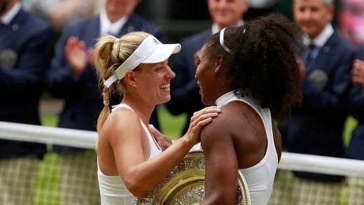 Angelique Kerber: «Não fui eu que perdi a final, foi a Serena que a ganhou»