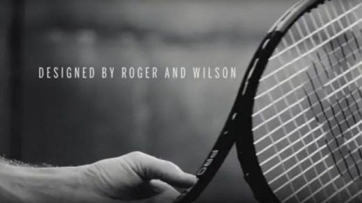 """[Vídeo] Federer apresenta o seu novo """"brinquedo"""""""