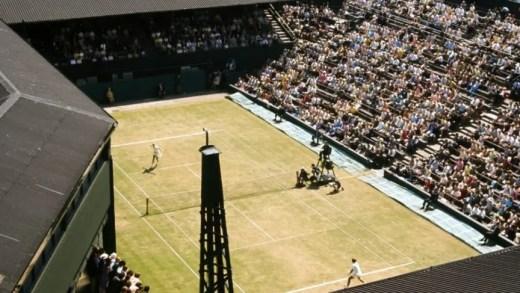 6 histórias surreais que Wimbledon testemunhou