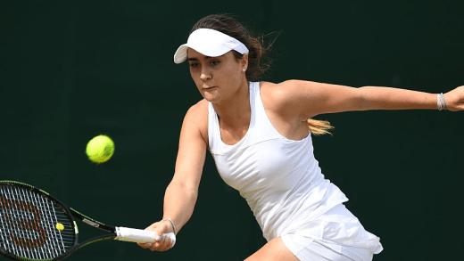 Jovem jogadora britânica terá sido envenenada durante o torneio de Wimbledon