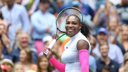 307. O fabuloso número que faz Serena igualar a lenda de Federer