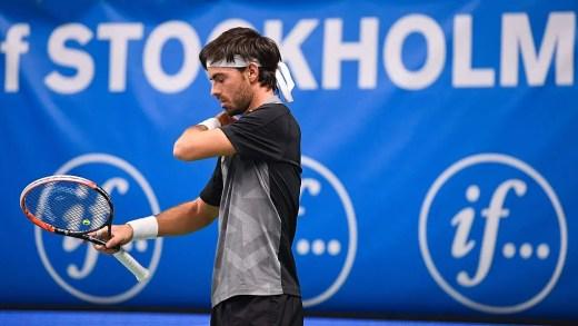 Gastão Elias surpreendido pelo 251.º ATP na primeira ronda em Lima