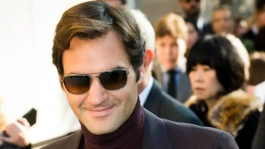 A vida de Federer dava um filme? Portal suíço diz que sim