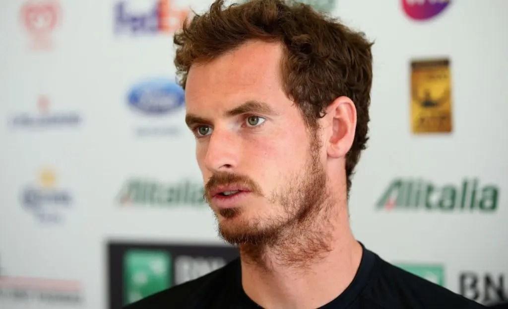 Murray faz previsões desportivas para 2018 e… Serena vai ser campeã de Wimbledon