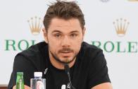 Stan Wawrinka: «Não sou o Cristiano Ronaldo do ténis»