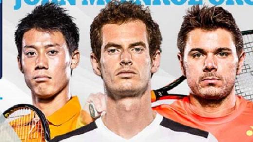 Grupo McEnroe: veja como ficam os cenários de apuramento para as 'meias'