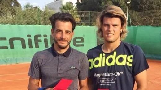 Fred Gil e Felipe Cunha e Silva voltam a ser felizes na Tunísia
