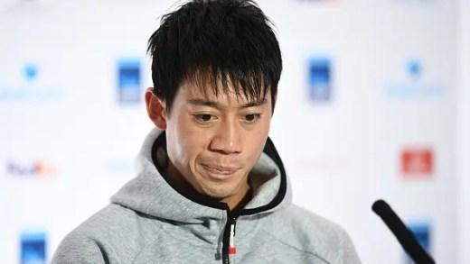 Nishikori ainda não está pronto, desiste de Sydney e é dúvida para o Australian Open