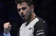 Stan Wawrinka derrota Marin Cilic e deixa tudo em aberto no Grupo Mcenroe