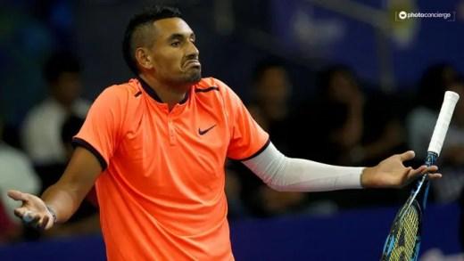 Kyrgios e o gesto de Djokovic em Doha: «Se fosse eu, era suspenso até 2025»