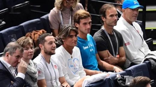 Fãs de Djokovic criam petição para expulsar Pepe Imaz da sua equipa