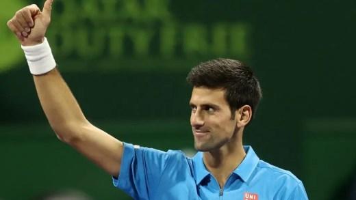 """Djokovic escapa a """"infeliz"""" Verdasco: «Ele devia ter vencido»"""