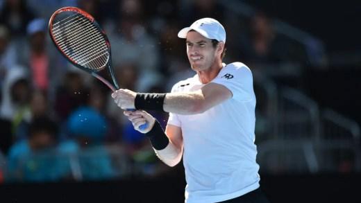 Murray e Evans nos oitavos-de-final do Open da Austrália fazem história para a Grã-Bretanha