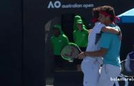 ENORME. Duarte Vale está na FINAL de pares juniores do Australian Open 2017