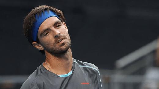 Gastão Elias longe do seu melhor fica pela primeira ronda em Indian Wells