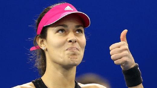 Ana Ivanovic pediu ao WTA que retirasse o seu nome dos rankings