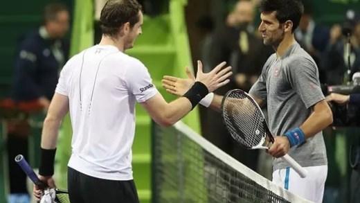 Mats Wilander: «Perder na final de Doha para o Djokovic foi bom para o Murray»