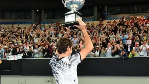 Aos 35 anos, Roger Federer continua a… bater recordes. Quer ver?