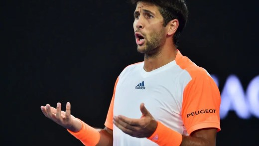 Verdasco: «Com este court é normal que Djokovic e Murray ganhem 25 Grand Slams»