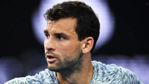Grigor Dimitrov admite: «Gostava de ter a direita do Rafael Nadal»