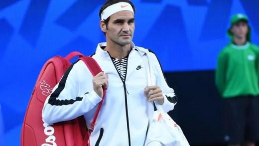Roger Federer diz que lhe «pensou pela cabeça» acabar com a carreira depois do 18.º Grand Slam