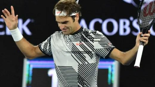 [VÍDEO] E se Roger Federer fosse esquerdino? E Rafael Nadal fosse destro?