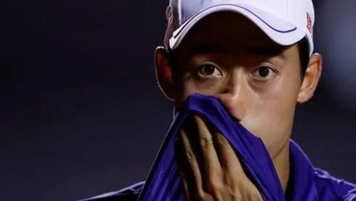 Kei Nishikori: «Não acho que Bellucci tenha jogado um grande ténis»