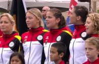 [Vídeo] O momento do engano no hino alemão que envergonhou (e irritou) as jogadoras