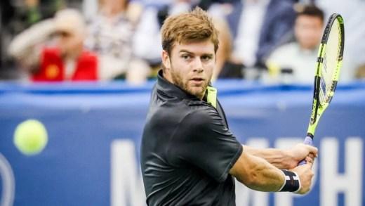 À 8.ª foi de vez. Harrison na sua 1.ª final da carreira após sete meias-finais ATP perdidas